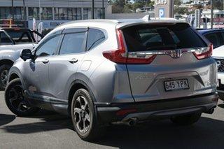 2018 Honda CR-V RW MY18 VTi-L FWD Silver 1 Speed Constant Variable Wagon.