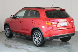 2016 Mitsubishi ASX XB MY15.5 LS 2WD Red 6 Speed Constant Variable Wagon.
