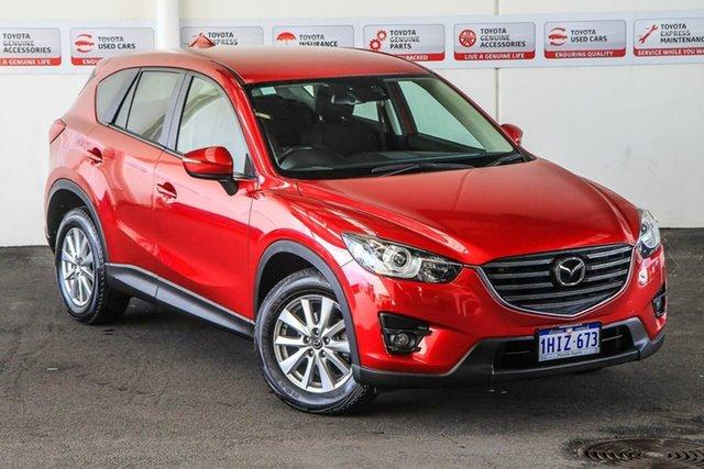Pre-Owned Mazda CX-5 MY15 Maxx Sport (4x4) Myaree, 2016 Mazda CX-5 MY15 Maxx Sport (4x4) Red 6 Speed Automatic Wagon