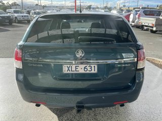 2009 Holden Commodore VE MY09.5 Omega Blue 4 Speed Automatic Sportswagon
