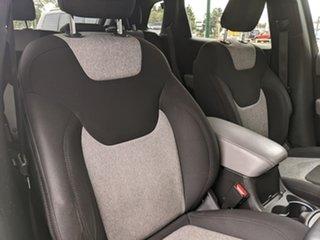 2014 Jeep Cherokee KL Longitude White 9 Speed Sports Automatic Wagon