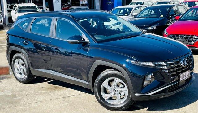 Demo Hyundai Tucson NX4.V1 MY22 2WD Beaudesert, 2021 Hyundai Tucson NX4.V1 MY22 2WD Deep Sea 6 Speed Automatic Wagon