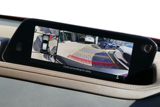 2021 Mazda CX-30 DM2W7A G20 SKYACTIV-Drive Astina Soul Red Crystal 6 Speed Sports Automatic Wagon
