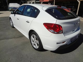 2012 Holden Cruze JH MY13 SRi V White 6 Speed Automatic Hatchback