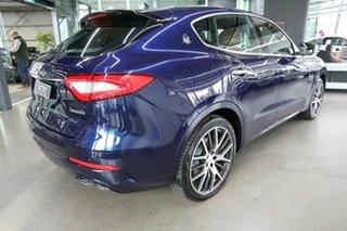 2017 Maserati Levante M161 MY17 Luxury Q4 Blue 8 Speed Sports Automatic Wagon