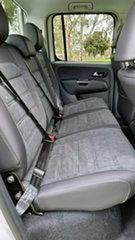 2021 Volkswagen Amarok 2H MY21 TDI580 4MOTION Perm Highline Candy White 8 Speed Automatic Utility
