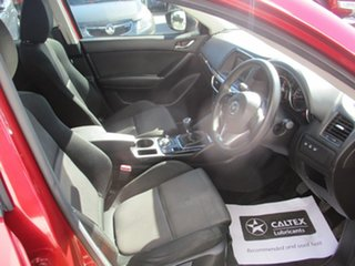 2016 Mazda CX-5 MY15 Maxx (4x2) Red 6 Speed Manual Wagon