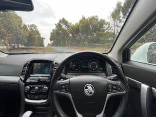 2017 Holden Captiva CG MY17 LTZ AWD White 6 Speed Sports Automatic Wagon