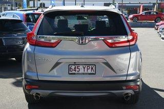 2018 Honda CR-V RW MY18 VTi-L FWD Silver 1 Speed Constant Variable Wagon