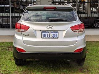 2013 Hyundai ix35 LM3 MY14 SE Silver 6 Speed Sports Automatic Wagon