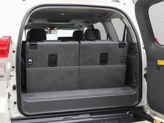 2012 Toyota Landcruiser Prado KDJ150R 11 Upgrade Altitude (4x4) White 5 Speed Sequential Auto Wagon