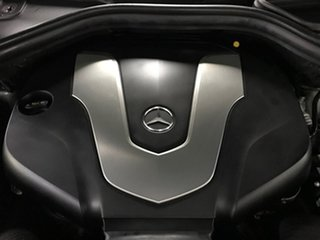 2017 Mercedes-Benz GLE-Class W166 807MY GLE350 d 9G-Tronic 4MATIC Grey 9 Speed Sports Automatic