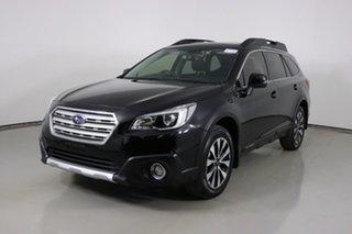 2018 Subaru Outback MY18 2.5I Premium AWD Black Continuous Variable Wagon.