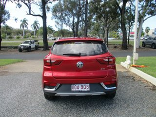 2018 MG ZS Red Wagon