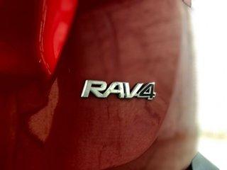 2013 Toyota RAV4 ASA44R GX AWD Red 6 Speed Sports Automatic Wagon
