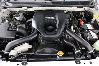 2014 Isuzu D-MAX TF MY14 LS-Terrain HI-Ride (4x4) White 5 Speed Automatic Crew Cab Utility