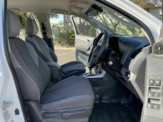 2013 Holden Colorado RG LX White 6 Speed Automatic Dual Cab