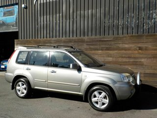 2004 Nissan X-Trail T30 II TI Silver 4 Speed Automatic Wagon.