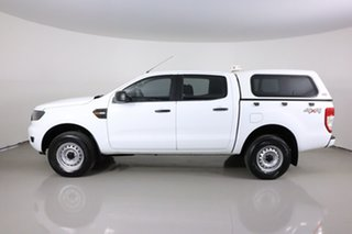 2017 Ford Ranger PX MkII MY17 XL 2.2 (4x4) White 6 Speed Automatic Crew Cab Utility
