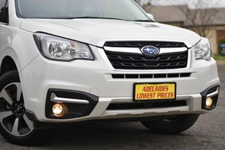 2017 Subaru Forester S4 MY17 2.0D-L CVT AWD White 7 Speed Constant Variable Wagon