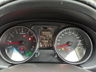 2010 Nissan Dualis J10 MY2009 Ti Hatch X-tronic Grey 6 Speed Constant Variable Hatchback