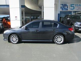 2009 Subaru Liberty MY09 2.5I Grey 5 Speed Manual Sedan.