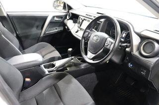 2017 Toyota RAV4 ALA49R GXL AWD White 6 Speed Sports Automatic Wagon