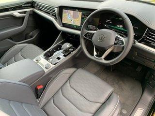 2021 Volkswagen Touareg CR MY21 210TDI Tiptronic 4MOTION Elegance Black 8 Speed Sports Automatic