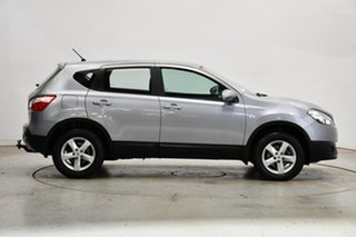 2012 Nissan Dualis J10 Series II MY2010 +2 Hatch X-tronic ST Grey 6 Speed Constant Variable