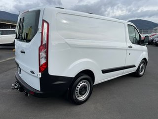 2020 Ford Transit Custom VN 2020.50MY 340S (Low Roof) White 6 Speed Automatic Van