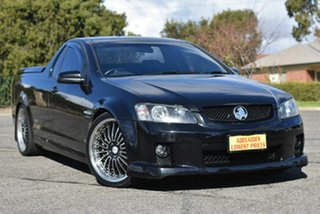 2007 Holden Ute VE SS Black 6 Speed Sports Automatic Utility.