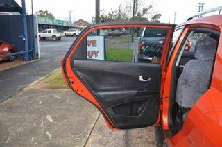 2013 Ssangyong Korando C200 MY13 S Orange 6 Speed Manual Wagon