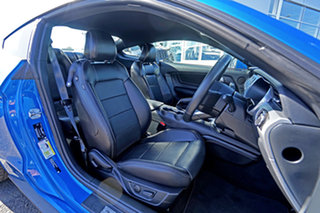 2020 Ford Mustang FN 2020MY GT Blue 6 Speed Manual Fastback
