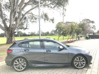 2020 BMW 1 Series F40 M135i Steptronic xDrive Grey 8 Speed Sports Automatic Hatchback.