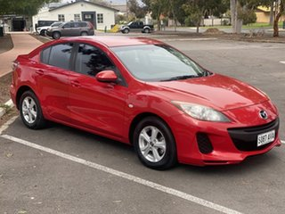 2012 Mazda 3 BL10F2 Neo Activematic Red 5 Speed Sports Automatic Sedan.
