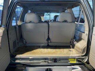 2004 Nissan Patrol GU III MY2003 ST-L Silver 5 Speed Manual Wagon