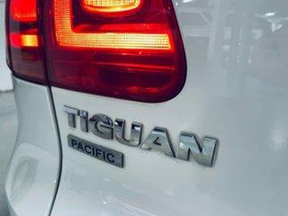 2012 Volkswagen Tiguan 5N MY12.5 155TSI DSG 4MOTION White 7 Speed Sports Automatic Dual Clutch Wagon