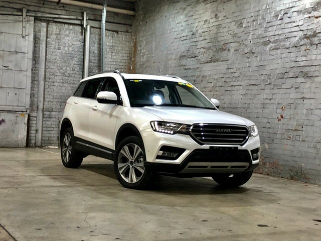 Used Haval H6 Lux DCT Mile End South, 2020 Haval H6 Lux DCT White 6 Speed Sports Automatic Dual Clutch Wagon