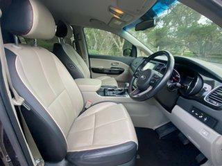 2019 Kia Carnival YP MY20 Platinum Panthera Metal/beige 8 Speed Sports Automatic Wagon