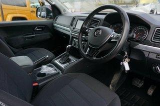 2017 Volkswagen Amarok 2H MY17 TDI550 4MOTION Perm Highline Blue 8 Speed Automatic Utility