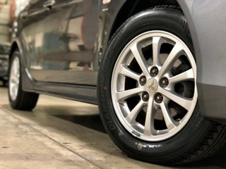 2010 Mitsubishi Lancer CJ MY10 ES Sportback Grey 6 Speed Constant Variable Hatchback