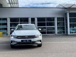 2021 Volkswagen Passat 3C (B8) MY21 Alltrack DSG 4MOTION 162TSI White 7 Speed.