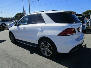 2016 Mercedes-Benz GLE-Class W166 807MY GLE350 d 9G-Tronic 4MATIC White 9 Speed Sports Automatic.