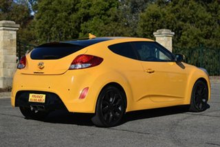 2012 Hyundai Veloster FS2 Coupe Yellow 6 Speed Manual Hatchback