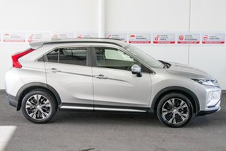 2018 Mitsubishi Eclipse Cross YA MY18 LS (2WD) Sterling Silver Continuous Variable Wagon