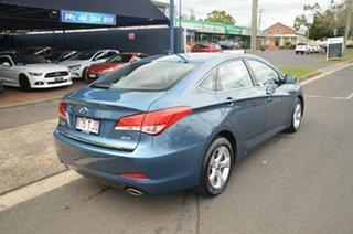 2013 Hyundai i40 VF 2 Active Blue 6 Speed Automatic Sedan.