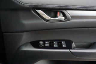2017 Mazda CX-5 KE1072 Maxx SKYACTIV-Drive FWD Sport Blue 6 Speed Sports Automatic Wagon