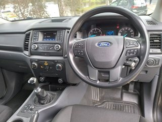 2018 Ford Ranger PX MkII 2018.00MY XL Grey 6 Speed Manual Cab Chassis