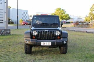 2011 Jeep Wrangler JK MY2010 Unlimited Sport Black 6 Speed Manual Softtop.