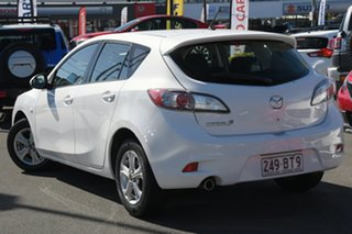 2013 Mazda 3 BL10F2 MY13 Neo Activematic White 5 Speed Sports Automatic Hatchback.
